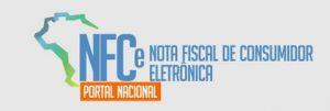 Nota fiscal de Consumidor Eletrônica.