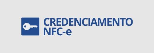 Credenciamento N F C -e.